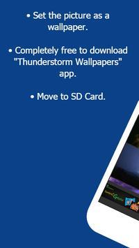 Thunderstorm Wallpapers screenshot 1