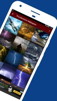 Thunderstorm Wallpapers screenshot 2
