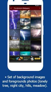 Thunderstorm Wallpapers screenshot 4