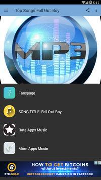 Top Songs Fall Out Boy screenshot 3