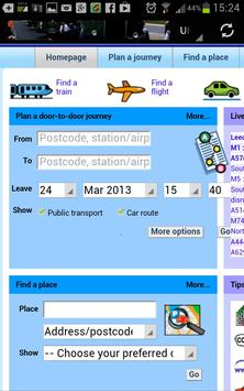 Transport UK Public. apk screenshot