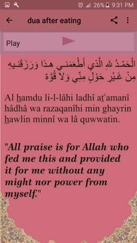 Hisnul Muslim (daily azkar) screenshot 11