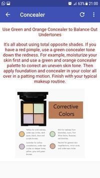 Makeup hacks screenshot 3