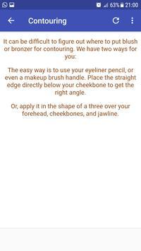 Makeup hacks screenshot 2