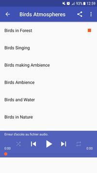 Birds Sounds screenshot 1