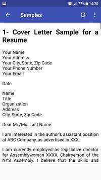 Job Application screenshot 6