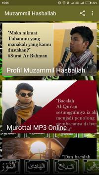 Murottal Muzammil Hasballah Video dan Mp3 Offline poster