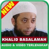 KAJIAN KHALID BASALAMAH CERAMAH AUDIO MP3 VIDEO icon