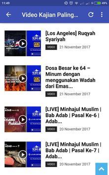 KAJIAN KHALID BASALAMAH CERAMAH AUDIO MP3 VIDEO screenshot 1