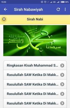 SHOLAWAT NABI RASUL MP3 HABIB SYECH MERDU OFFLINE screenshot 7
