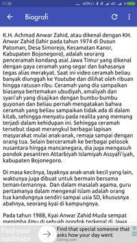 Ceramah Lucu KH Anwar Zahid Terbaru apk screenshot