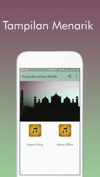 Kumpulan Adzan Merdu Online dan Offline poster