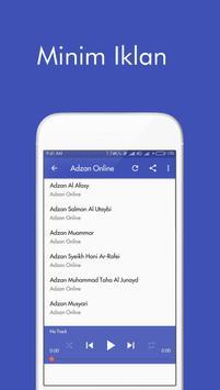 Kumpulan Adzan Merdu Online dan Offline screenshot 1