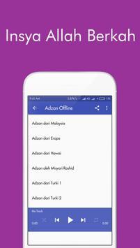 Kumpulan Adzan Merdu Online dan Offline screenshot 2