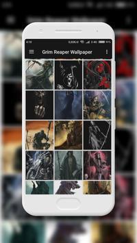 Grim Reaper Wallpaper screenshot 3