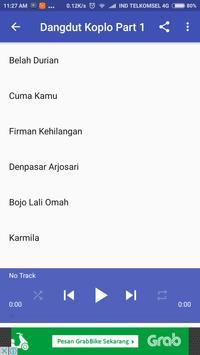 2017 Dangdut Koplo Offline apk screenshot