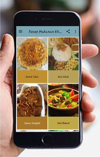 Masakan Khas Betawi For Android Apk Download