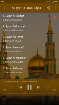 Mishary Al Afasy Full Quran Mp3 Offline poster