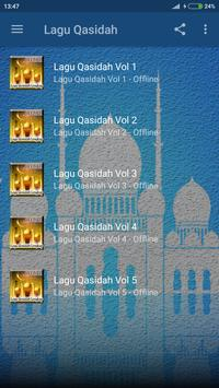 Lagu Qosidah Terbaru  Offline poster