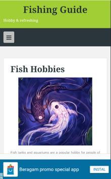 Fishing Guide apk screenshot