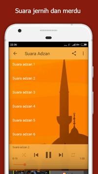 Suara Adzan Offline screenshot 2