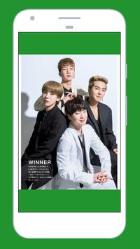 Winner Wallpaper Kpop HD screenshot 5