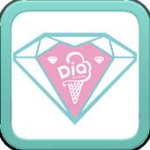 DIA Wallpapers KPOP icon