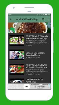 Cara Membuat Es Kepal Milo screenshot 3