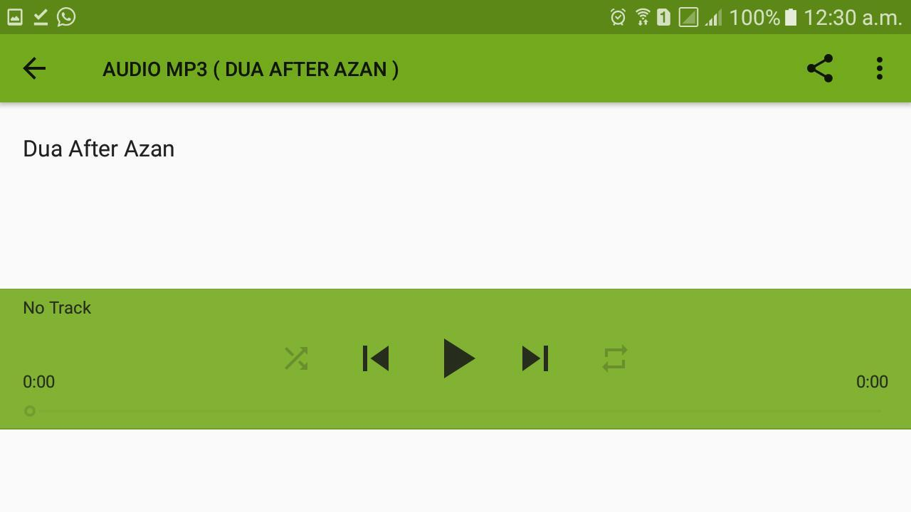 Azan Makkah for Android - APK Download