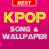 KPOP Hits Songs & Wallpaper icon