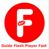 Tips Flash Player for Android Fast 2017 icon