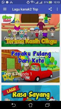 Lagu Kanak2 Top poster