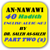 ANawawi 40 Hadith English Mp3 icon