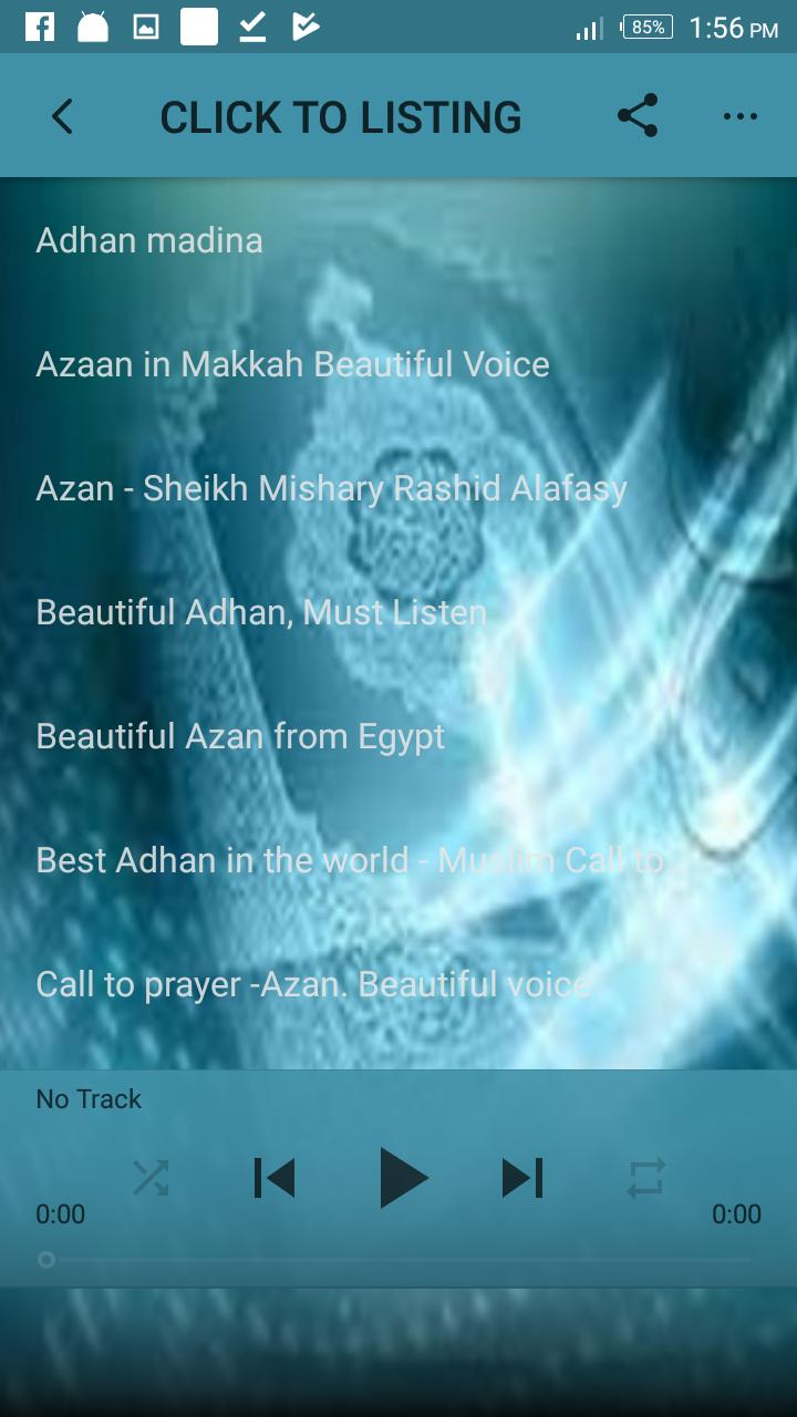 Beautiful Azan mp3 for Android - APK Download