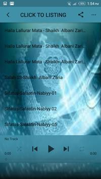 Sheikh Albani Zaria Audio mp3 apk screenshot