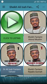 Sheikh Ali Isah Fantami mp3 poster