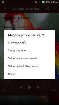 Magana Jari Ce Part (2) mp3 apk screenshot