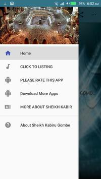 Sheikh Kabiru Gombe Audio mp3 screenshot 6