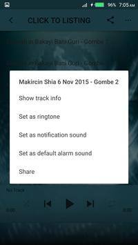 Sheikh Kabiru Gombe Lectures screenshot 3