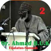 Dr Ahmad BUK Tijalatus-Sunnah 2 icon