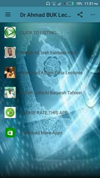 Dr Ahmad BUK Lectures screenshot 3