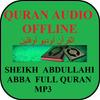 Karatun Sheikh Abdullahi  Abba Full Quran Mp3 icon