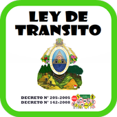 📚Ley de Transito Honduras🇭🇳🚸Transito Gratis icon