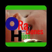 Oraciones para Hijos🙏👶👧Oraciones Poderosas👊 icon