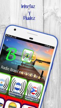Radio Brasil en Vivo⭐Radios FM poster