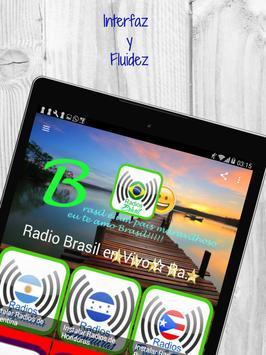 Radio Brasil en Vivo⭐Radios FM screenshot 8