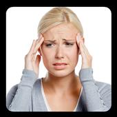 migraine or headache icon