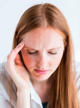 migraine or headache poster