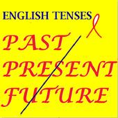 English Tenses icon