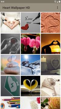 Heart Wallpaper apk screenshot